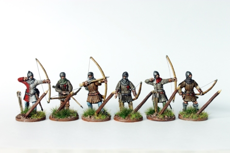 English Longbowmen 01
