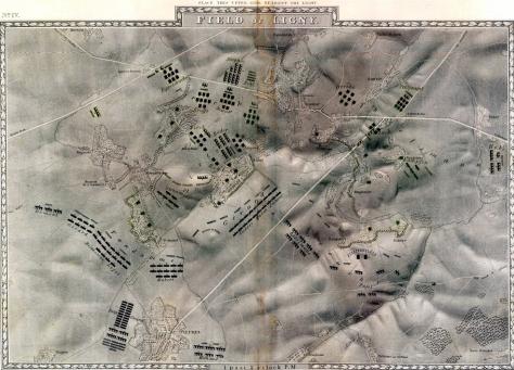 Ligny Karte 02