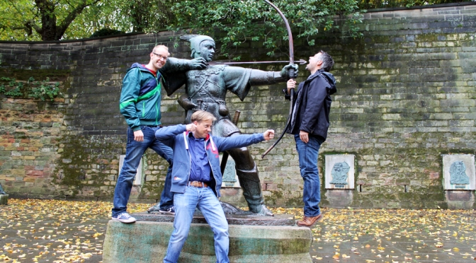 Nottingham Weekend / Teil 1