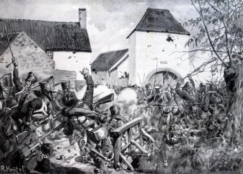 Schlachtfeld Ligny 02