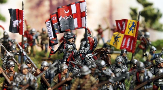 Die Rosenkriege – Truppenaushebungen