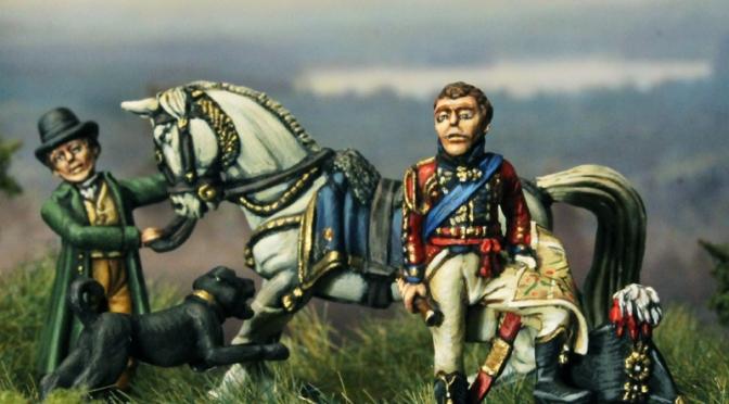 Waterloo in Celle – Die Sonderfigur