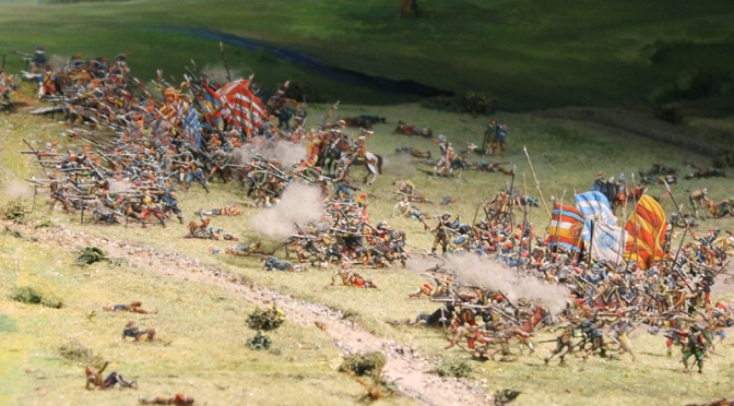 Die Schlacht bei Lutter am Barenberge
