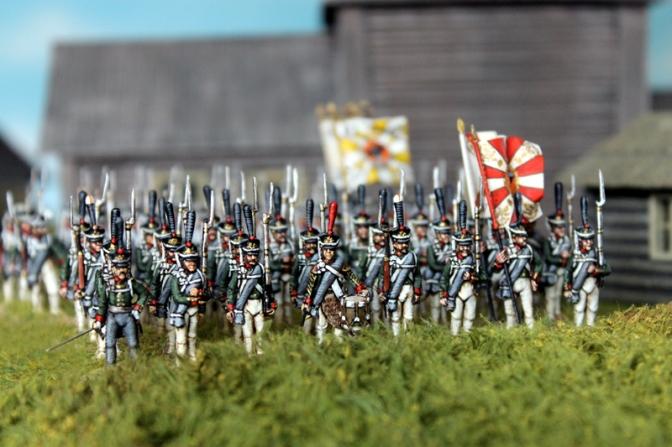 Russische Armee 1813
