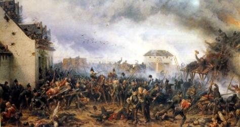 Waterloo Eröffnung 09