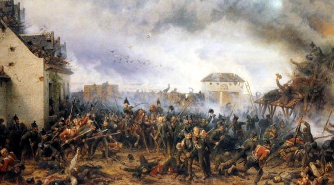 Waterloo in Celle – Die Eröffnung