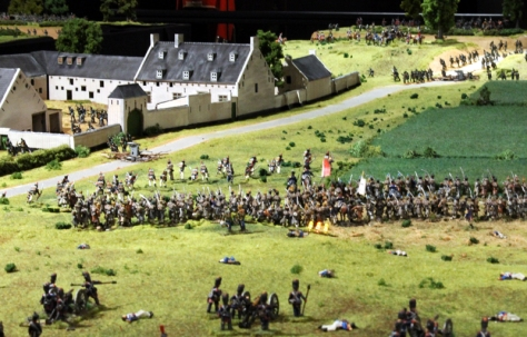 Waterloo Eröffnung 22