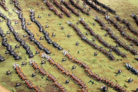 Waterloo Eröffnung 24