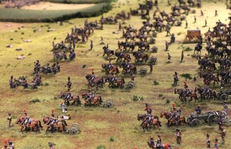Waterloo Eröffnung 25