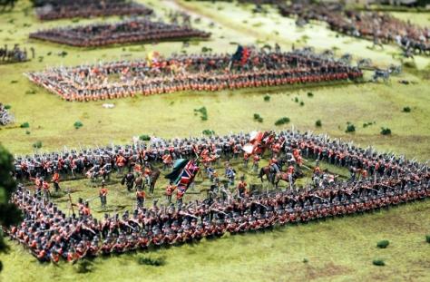 Waterloo Eröffnung 26