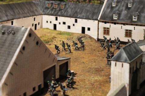 Waterloo Eröffnung 27