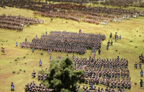 Waterloo Eröffnung 28