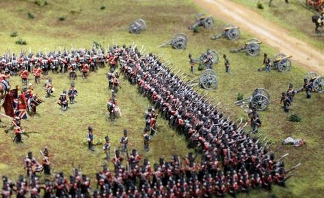 Waterloo Eröffnung 29