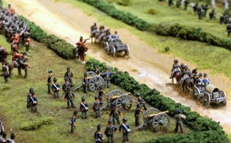 Waterloo Eröffnung 32