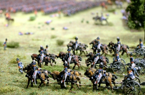 Waterloo Eröffnung 33