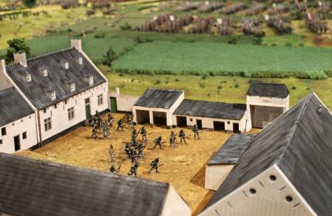 Waterloo Eröffnung 36