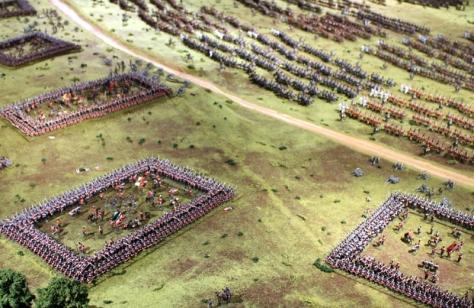 Waterloo Eröffnung 40
