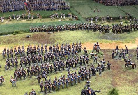 Waterloo Eröffnung 41