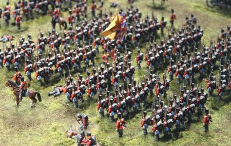 Waterloo Eröffnung 43
