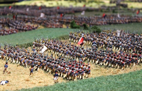 Waterloo Eröffnung 45