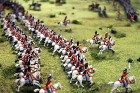 Waterloo Eröffnung 46