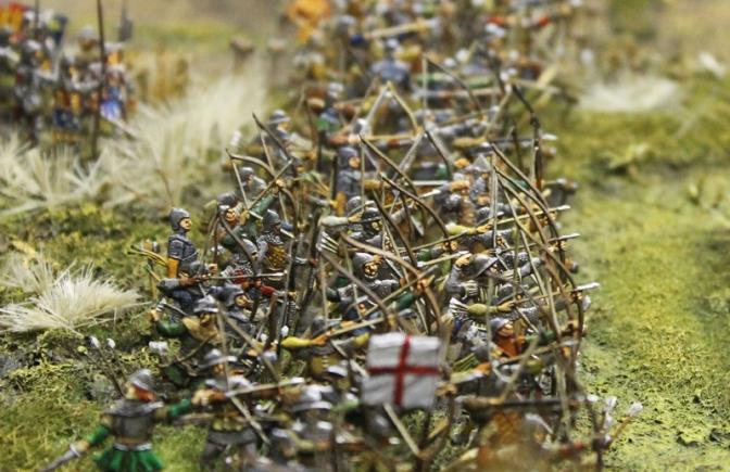 Azincourt – 600 Jahre