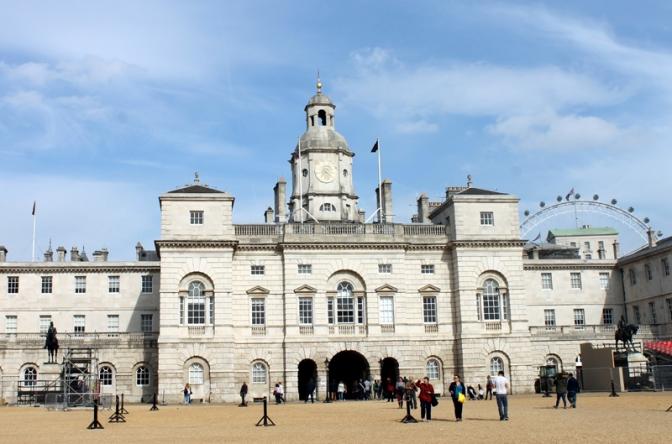 Museen der Britischen Garde