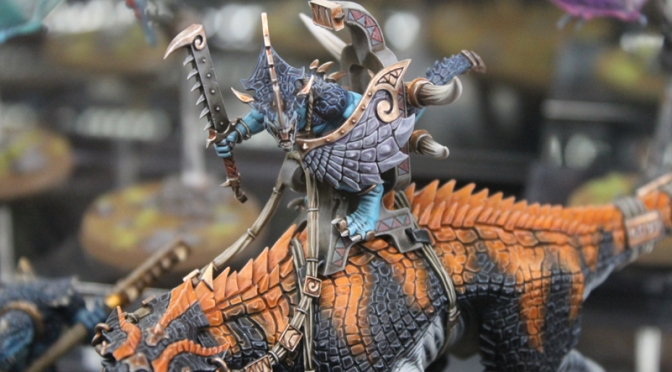 Warhammer World Exhibition – Teil 1