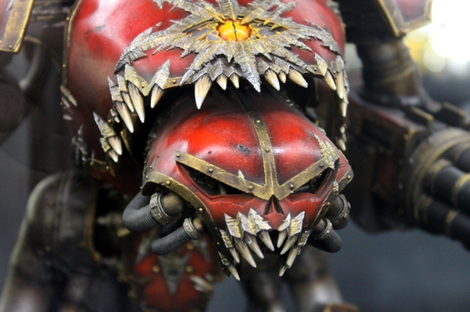 Warhammer World Exhibition – Teil 2