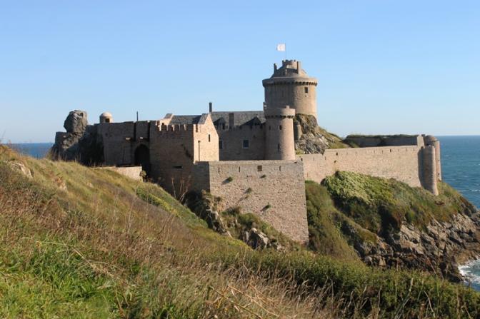 Die Forts von Saint Malo