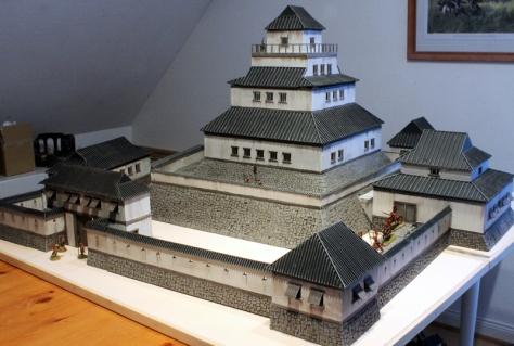 Samurai Burg 09
