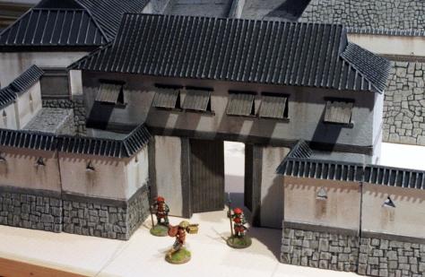 Samurai Burg 11