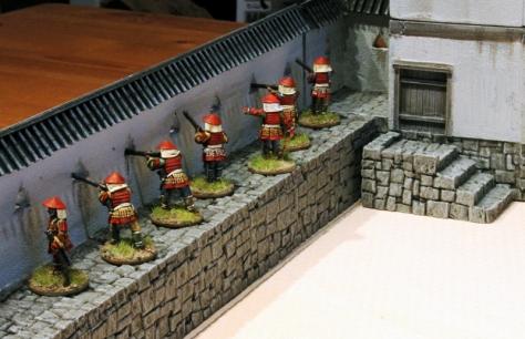 Samurai Burg 12