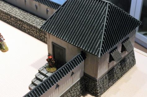 Samurai Burg 13