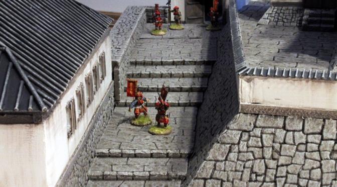 Wir bauen eine Burg! (Teil 2)