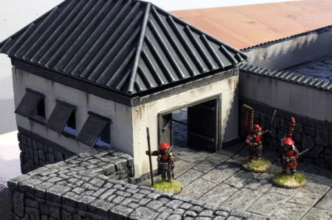 Samurai Burg 18
