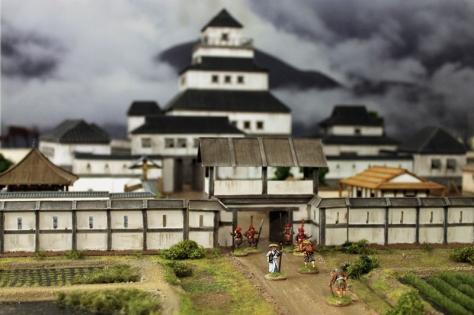 Samurai Burg 27