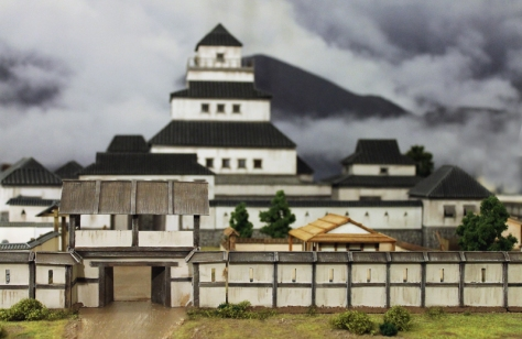 Samurai Burg 28