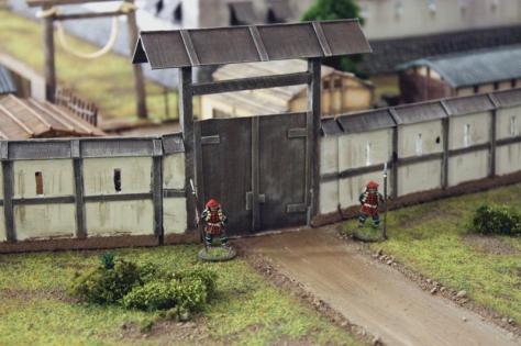 Samurai Burg 30