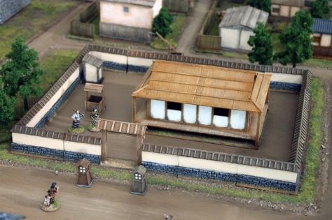 Samurai Burg 33