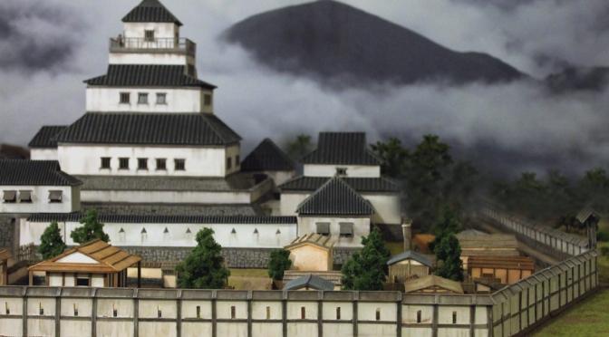 Wir bauen eine Burg! Teil 3