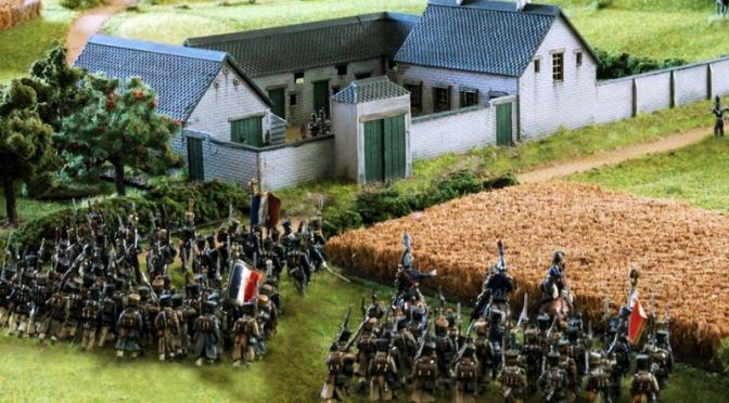 Waterloo – Im Zentrum der Schlacht