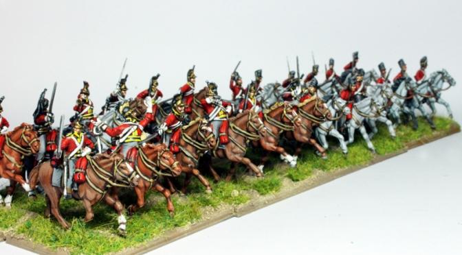 Britische Armee 1815 – Teil 3