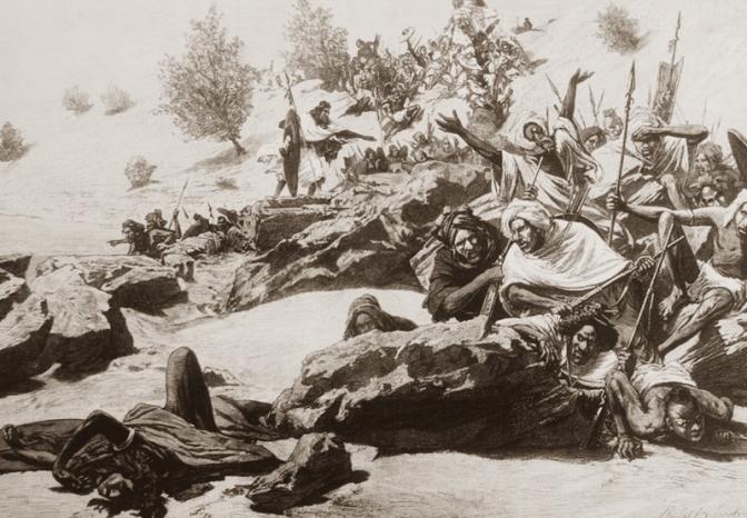 Der Aufstieg des Mahdi