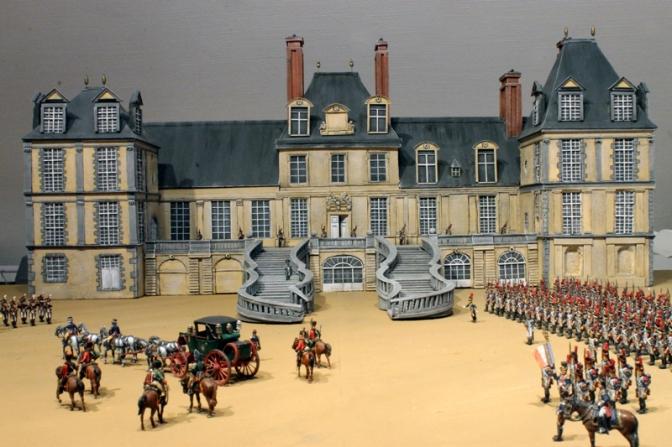Adieux de Fontainebleau – Update 4