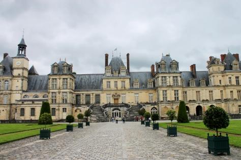 Schloss Fontainebleau 04
