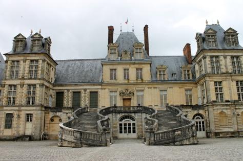 Schloss Fontainebleau 11