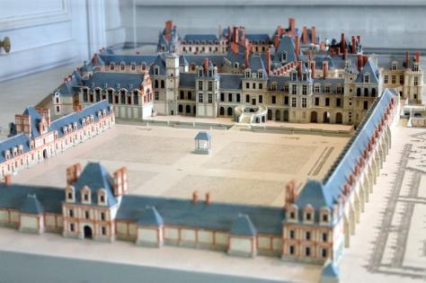 Schloss Fontainebleau 12