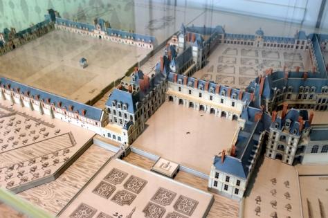 Schloss Fontainebleau 13