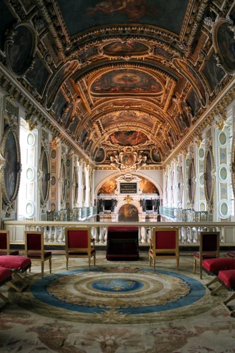 Schloss Fontainebleau 42